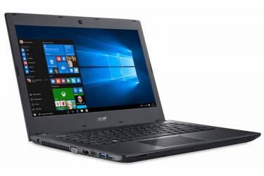 "Ноутбук Acer TravelMate TMP249-M-50XT Core i5 6200U/4Gb/500Gb/DVD-RW/Intel HD Graphics 520/14""/HD (1366x768)/Windows 7 Professional 64 dwnW10Pro64/black/WiFi/BT/Cam/2800mAh"