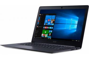"Ноутбук Acer TravelMate TMX349-M-32ZP Core i3 6100U/4Gb/SSD128Gb/Intel HD Graphics 520/14""/HD (1366x768)/Windows 10 Home Single Language 64/dk.grey/WiFi/BT/Cam/3220mAh"