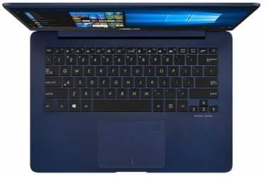 """Ноутбук Asus Zenbook UX3400UA-GV176T Core i3 7100U/4Gb/SSD128Gb/Intel HD Graphics 620/14.0""""/FHD (1920x1080)/Windows 10/dk.blue/WiFi/BT/Cam"""