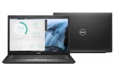 "Ноутбук Dell Latitude 7480 Core i5 6200U/8Gb/SSD256Gb/Intel HD Graphics 520/14""/IPS/FHD (1920x1080)/Windows 7 Professional 64 +W10Pro/black/WiFi/BT/Cam"