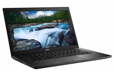 "Ноутбук Dell Latitude 7480 Core i7 7600U/8Gb/SSD512Gb/Intel HD Graphics 620/14""/IPS/Touch/QHD (2560x1440)/Windows 10 Professional 64/black/WiFi/BT/Cam"
