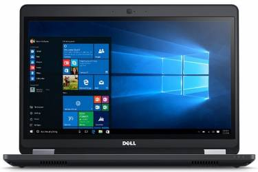 "Ноутбук Dell Latitude E5470 Core i5 6200U/4Gb/500Gb/Intel HD Graphics 520/14""/HD (1366x768)/Linux/black/WiFi/BT/Cam"