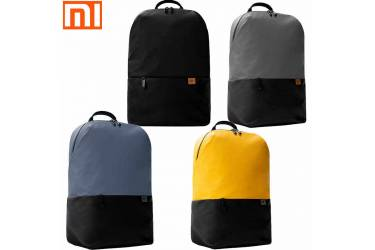 Рюкзак Xiaomi Simple Leisure Bag (XXB01LF) (серый)
