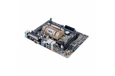 Материнская плата Asus N3150M-E 2xDDR3 mATX AC`97 8ch(7.1) GbLAN+VGA+HDMI