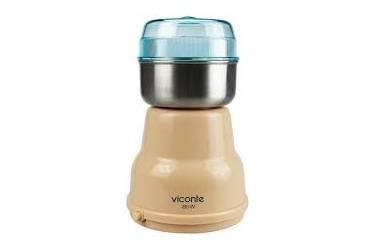 Кофемолка VICONTE VC-3103 бежевый 180Вт 50гр