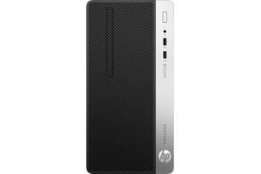ПК HP ProDesk 400 G4 MT i3 7100 (3.9)/4Gb/500Gb 7.2k/HDG630/DVDRW/Windows 10 Professional/GbitEth/180W/клавиатура/мышь/черный
