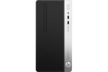 ПК HP ProDesk 400 G4 MT i5 7500 (3.4)/4Gb/1Tb 7.2k/HDG630/DVDRW/Free DOS/GbitEth/180W/клавиатура/мышь/черный