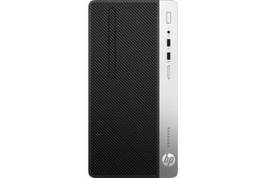 ПК HP ProDesk 400 G4 MT i7 7700 (3.6)/8Gb/1Tb 7.2k/GT730 2Gb/DVDRW/Windows 10 Professional 64/GbitEth/180W/клавиатура/мышь/черный