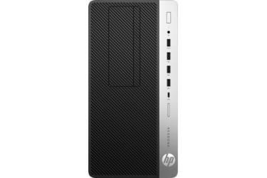 ПК HP ProDesk 600 G3 MT i5 7500 (3.4)/8Gb/SSD256Gb/HDG630/DVDRW/Windows 10 Professional 64/GbitEth/250W/клавиатура/мышь/черный