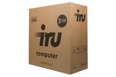 ПК IRU Home 312 MT P G4400 (3.3)/8Gb/1Tb 7.2k/GT730 2Gb/Free DOS/GbitEth/400W/черный