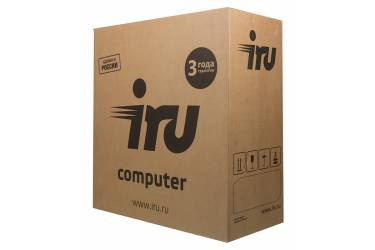 ПК IRU Home 312 MT P G4620 (3.7)/4Gb/500Gb 7.2k/GT1030 2Gb/Free DOS/GbitEth/400W/черный
