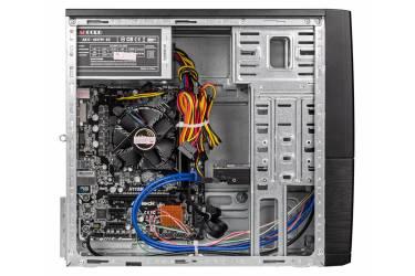 ПК IRU Office 313 MT i3 7100 (3.9)/4Gb/SSD120Gb/HDG630/Windows 10 Professional 64/GbitEth/400W/черный