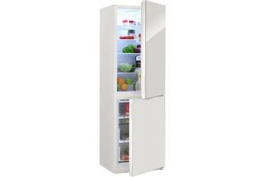 Холодильник Nordfrost NRG 119NF 042 белое стекло (двухкамерный)