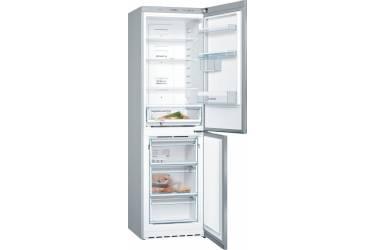 Холодильник Bosch KGN39VL17R нержавеющая сталь (двухкамерный)