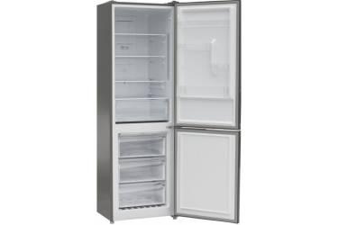 Холодильник Shivaki BMR-1852DNFX нержавеющая сталь (двухкамерный)