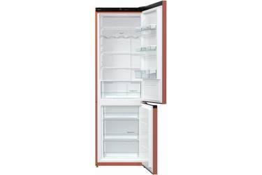 Холодильник Gorenje NRK6192CCR4 медь (двухкамерный)