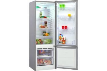 Холодильник Nordfrost NRB 118 332 серебристый (двухкамерный)
