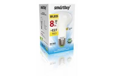 Светодиодная (LED) Лампа Smartbuy-R63-08W/3000/E27