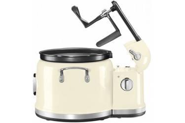 Мультиварка KitchenAid 5KMC4244 4.25л 750Вт черный/кремовый