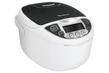 Мультиварка Moulinex MK707832 5л 750Вт белый/черный