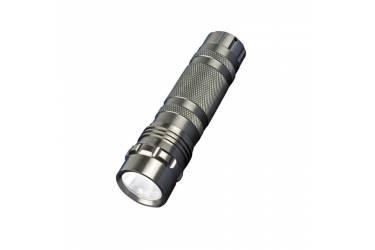 Фонарь Uniel S-LD023-C Silver алюм корпус 0,5 Watt Led 3хААА н/к серебристый