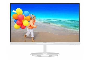Монитор Philips 224E5QSW/00(01) White 21.5""
