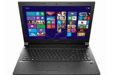 "Ноутбук Lenovo IdeaPad B5030 59-430209 Pentium N3540/2Gb/320Gb/DVD-RW/Intel HD Graphics/15.6""/1366x768/Windows 8.1//WiFi/BT/Cam/black"