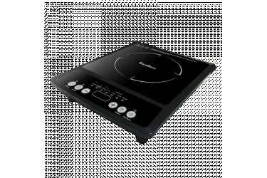 Плитка индукционная электрическая TESLER PI-14, max2000Вт,1конфорка d170мм,стеклокерамика,7режимов,такт кнопки
