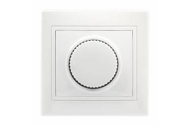 """Светорегулятор (диммер) _Smartbuy_600W 220В белый """"Венера"""""""