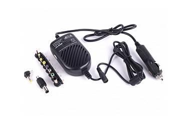 Универсальный адаптер питания для ноутбуков Jet.A JA-PA5 80Вт miniPower от прикуривателя авто.