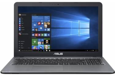 "Ноутбук Asus X540SA-XX079D 90NB0B33-M02560 Pentium N3700/4Gb/500Gb/DVD-RW/Intel HD Graphics/15.6""/1366x768/Free DOS/серебристый/WiFi/Cam"