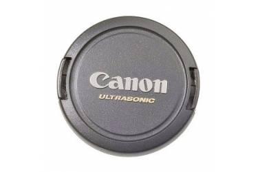 Крышка Fujimi для объектива с надписью Canon 58 мм