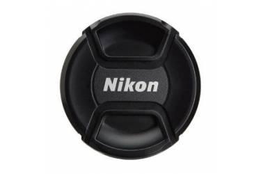 Крышка Fujimi для объектива с надписью Nikon 52 мм