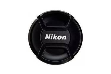 Крышка Fujimi для объектива с надписью Nikon 77 мм