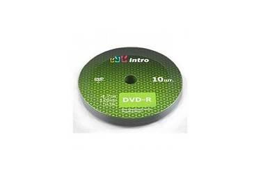Диск DVD-R Intro 4,7GB 16х Shrink/10 (10/400)