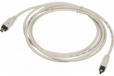 Кабель Ningbo FireWire 4p (m) FireWire 4p (m) 1.8м черный