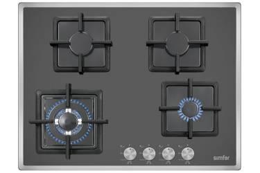 Варочная поверхность газовая Simfer H7405 RGSB