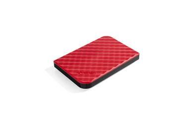 """Внешний жесткий диск 2.5"""" 1Tb Verbatim Store n Go красный NEW USB 3.0"""