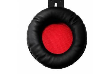 Наушники с микрофоном Asus ROG Orion черный/красный 2.5м мониторы оголовье (90-YAHI8110-UA00)