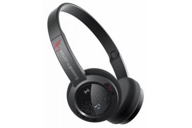 Наушники с микрофоном Creative Sound Blaster Jam черный накладные BT оголовье (70GH030000000)