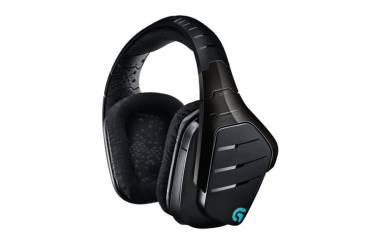 Наушники с микрофоном Logitech G933 Artemis Spectrum черный 2.3м мониторы Radio оголовье (981-000599)