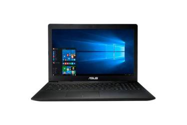 "Ноутбук Asus X553SA-XX137T 90NB0AC1-M04470 Celeron N3050 (1.6)/2G/500G/15.6"" HD/Int:Intel HD/no ODD/BT/Win10 (Black)"