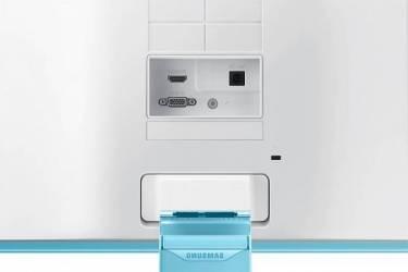 """Монитор Samsung S27E391H (391HSX) gl.White PLS 27"""""""