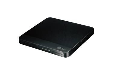 Привод DVD-RW LG GP50NB41 черный USB slim внешний RTL