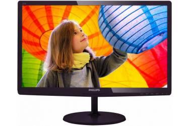 "Монитор Philips 21.5"" 227E6LDSD (00/01) черный TN LED 16:9 DVI HDMI матовая 250cd 1920x1080 D-Sub FHD 2.95кг"