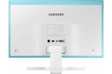 "Монитор Samsung 21.5"" S22E391H белый PLS LED 16:9 HDMI матовая 700:1 250cd 178гр/178гр 1920x1080 D-Sub FHD 3.5кг"