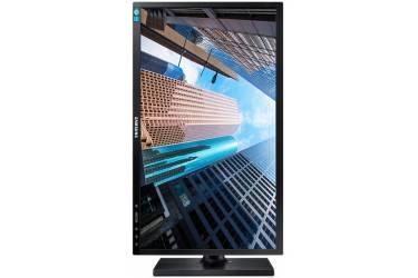 "Монитор Samsung 21.5"" S22E450B черный TN+film LED 5ms 16:9 DVI матовая HAS Pivot 250cd 170гр/160гр 1920x1080 D-Sub FHD 4.76кг"