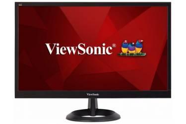 "Монитор ViewSonic 21.5"" VA2261-8 черный TN LED 5ms 16:9 DVI матовая 50000000:1 250cd 90гр/65гр 1920x1080 D-Sub FHD 2.64кг"