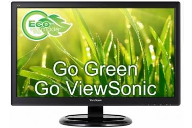 "Монитор ViewSonic 21.5"" VA2265SM-3 черный VA LED 16:9 DVI M/M матовая 250cd 178гр/178гр 1920x1080 D-Sub FHD 3.6кг"