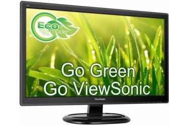 "Монитор ViewSonic 21.5"" VA2265SMH черный VA LED 16:9 HDMI M/M матовая 250cd 178гр/178гр 1920x1080 D-Sub FHD 3.6кг"